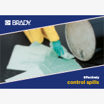 Spill control guide